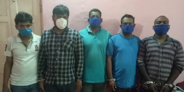 Burglary gang busted in Bhubaneswar, 8 arrested