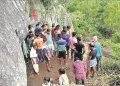 Ancient cave, believed to be the abode of Vaishnobadevi, discovered in Odisha's Nayagarh district