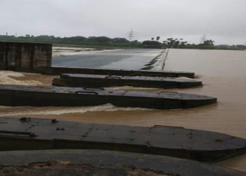 Baitarani flows above danger level, Bhadrak district residents fear floods