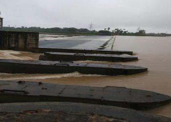 Baitarani swells amid incessant rains