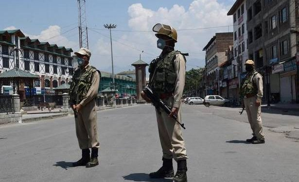 Kashmir:Two-day curfew imposed ahead of Aug 5 anniversary