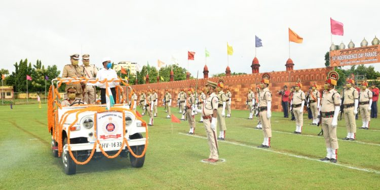 ECoR observes 74th Independence Day