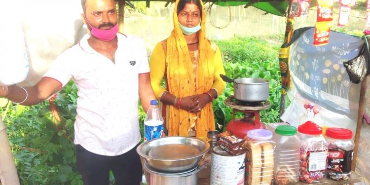 Famed opera artiste Runu Mohapatra now sells tea to make ends meet