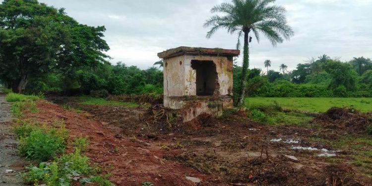 Fate of historical 'Paragudi' house in Ganjam hangs in balance