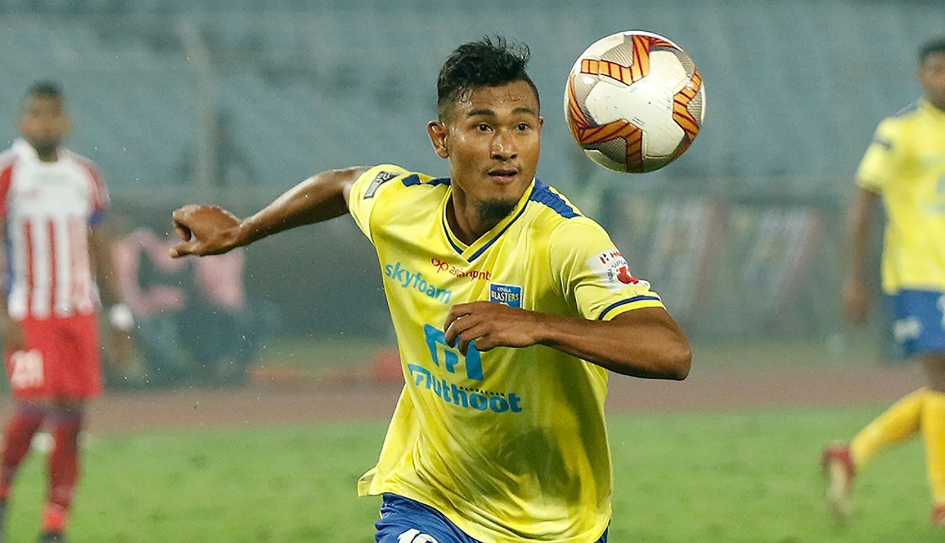 Hyderabad FC sign India international Halicharan Narzary from Kerala  Blasters - OrissaPOST