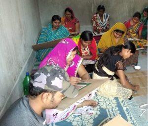 Handicraft training centre