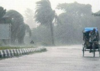 Heavy rainfall predicted for these Odisha districts in next 24 hours