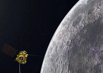 Chandrayaan-2 completes a year of orbiting the moon