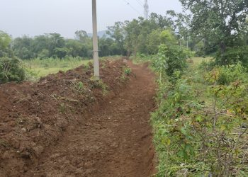 Machines replace manual labour in MGNREGS