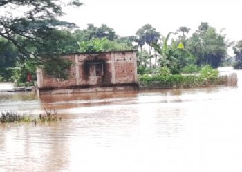 Many areas in Bhadrak under water as five rivers in spate
