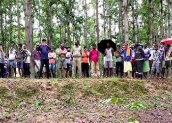Missing man's body found from Jungle in Keonjhar, murder alleged
