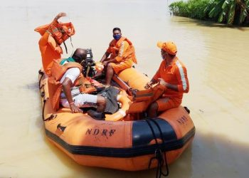 RDC reviews floods in North Odisha