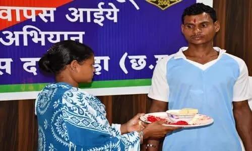 Sister's 'Rakhi' wish prompts dreaded Maoist Malla to surrender