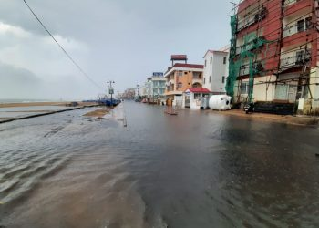Flooded streets of Puri  (OP Pic)