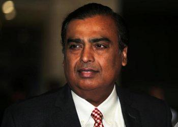 File photo of Mukesh Ambani (Source: PTI)