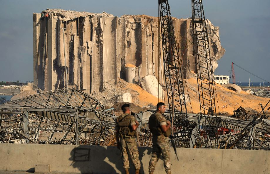 Lebanon's military and security agencies had warned of massive stockpile of  explosives at heart of Beirut - OrissaPOST