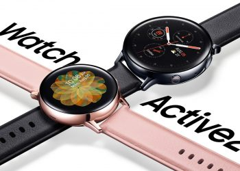 Samsung Galaxy Watch Active2 gets ECG feature in South Korea