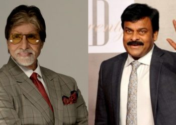 Birthday boy Chiranjeevi once left behind Amitabh Bachchan in this department