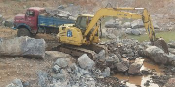 Nayagarh: Stone mining, blasting take a toll on greenery and farming in Gania block
