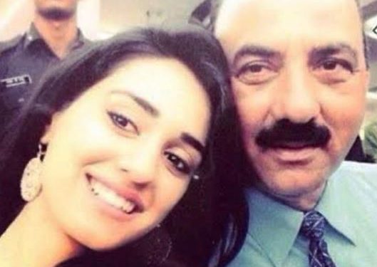 Actress Disha Patani's father tests COVID-19 positive