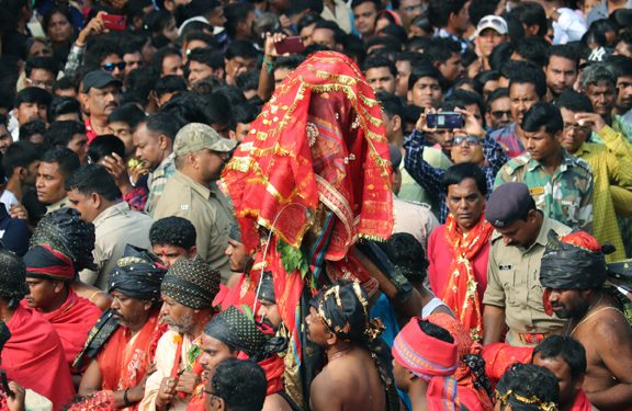 File Photo of Chhatar Jatra