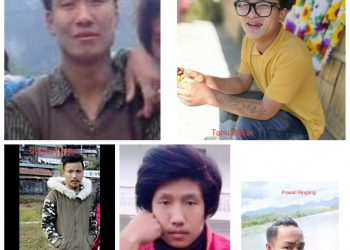 China hands over five Arunachal Pradesh youths.