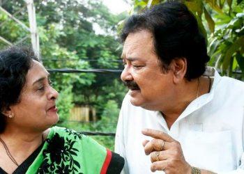 Ajit Das with his wife Maya Das, Photo Credit: MyCity links