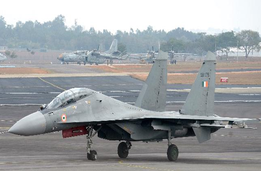 IAF approaches Haryana government for better garbage removal system around Ambala base