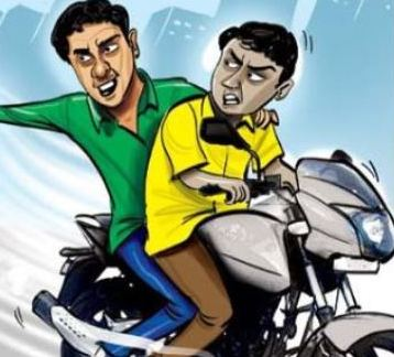 Bike-borne miscreants loot over Rs 2 lakh from man in broad daylight in Keonjhar