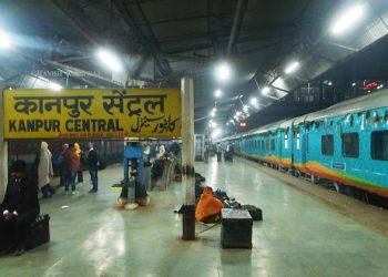 Kanpur station