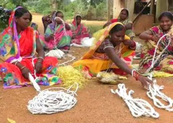 Keonjhar women weave success story of empowerment