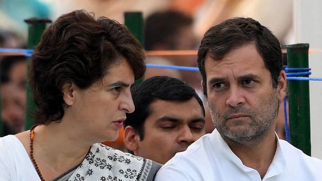 Rahul Gandhi, Priyanka Gandhi slam Centre over unemployment - OrissaPOST