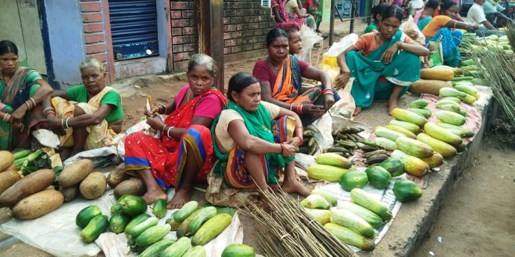 Rising prices of vegetables not a headache for Keonjhar town residents