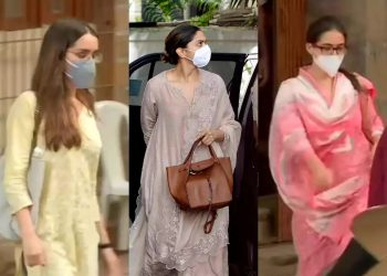 Breaking! NCB did not find any evidence against Deepika Padukone, no charges against Shraddha Kapoor and Sara Ali Khan