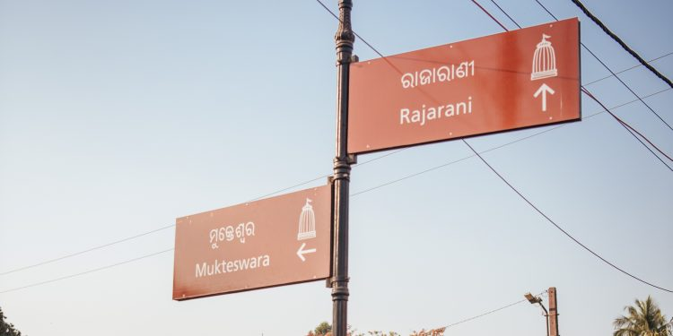 Uniform signage to avoid confusion in heritage spots