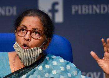 Union Finance Minister Nirmala Sitharaman (Photo: PTI)