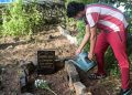Heart touching pictures of late actor Irrfan Khan's grave surface