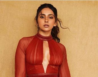 This is what Rakul Preet Singh did after her name surfaced in Sushant Singh Rajput case