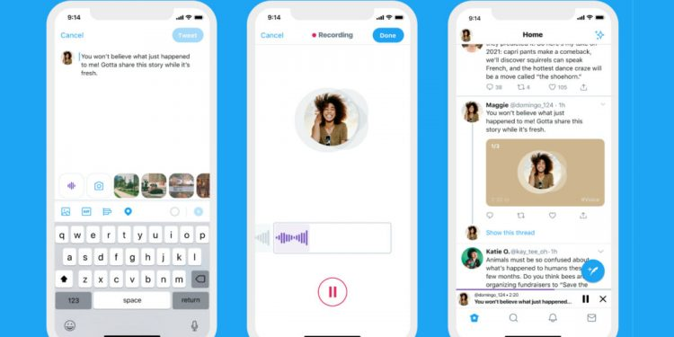 Twitter expands voice tweets to more iOS users