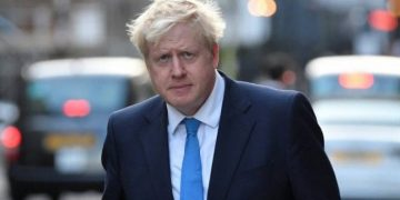 File photo of British Prime Minister Boris Johnson (PTI)