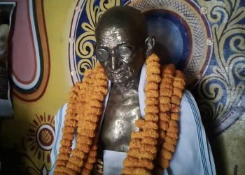 Here is all you need to know about lone Mahatma Gandhi temple of Odisha