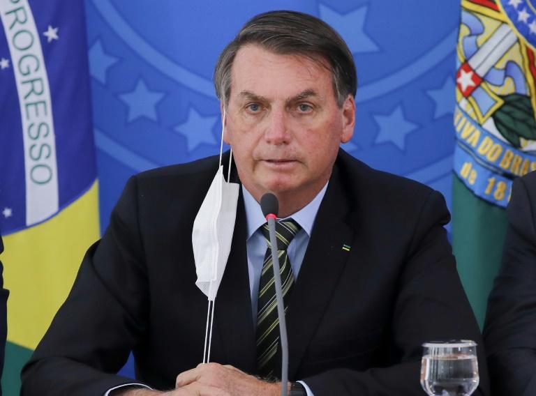 Jail Bolsonaro
