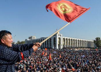 Kyrgyzstan's Prime Minister Kubatbek Boronov(Image courtesy- Twitter)