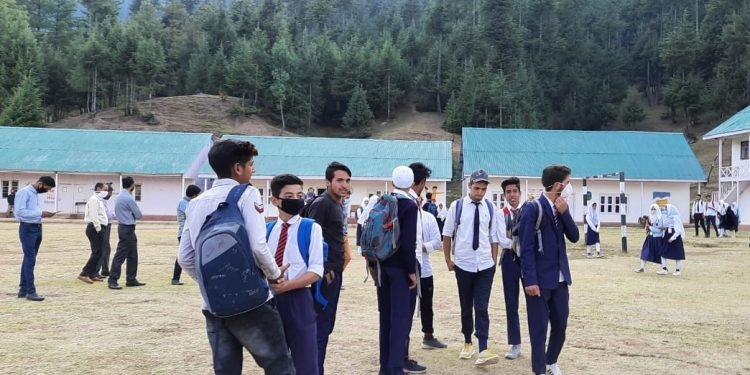 Lolab Valley School