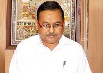 SK Lohani Odisha Chief Electoral Officer CEO