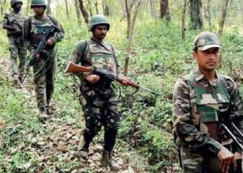 Security forces up in arms against Maoists in Malkangiri