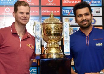 Steve Smith and Rohit Sharma