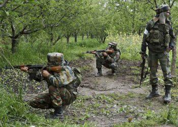Security forces gun down terrorist in South Kashmir's Anantnag