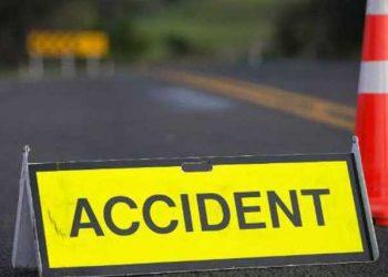 Two die in Koraput road mishap