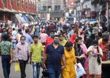 A market in Kolkata